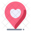 Valentine Location Icon