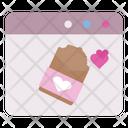 Valentine Mail Icon