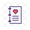 Valentine Menu Icon