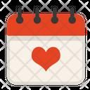 Valentine Month Valentine Week Valentine Day Icon