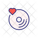 Valentine Music Icon
