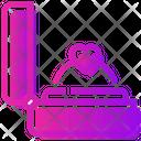 Valentine Day Gift Heart Icon