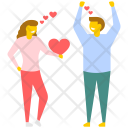 Valentine Love Theme Icon