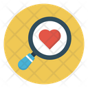 Valentine Search Icon