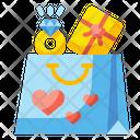 Valentine Shopping Shopping Shop Icon