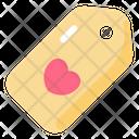 Valentine Tag Icon