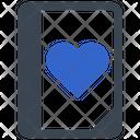 Bookmark Favorite Heart Icon
