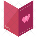 Valentines card Icon
