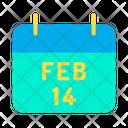 Valentine Day Love Icon