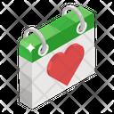 Valentines Day Reminder Event Icon