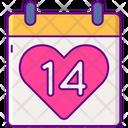 Valentines Day Icon