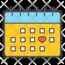 Valentines Day Valentines Day Icon