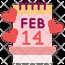 Valentines Day Love Romance Icon