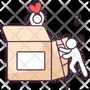 Valentines Gift Icon