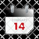 February 14th Icon
