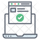 Verified Seo Approved Inspection Icon