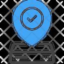 Big Data Database Storage Icon