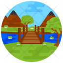 Scenery Nature Velly Icon