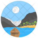 Valley River Nature Icon