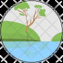 Valley Icon