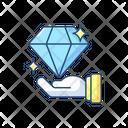 Valuable Jewelry Luxury Icon