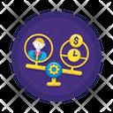Value Person Value Money Icon