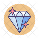 Mvalue Value Diamond Icon