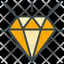 Value Diamond Premium Icon