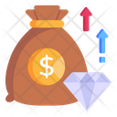 Value Growth Icon