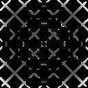 Drop Tap Valve Icon