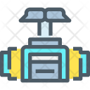 Valve Water Pipe Icon