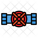 Valve Pipe Water Icon