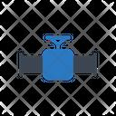 Valve Pipeline Fuel Icon