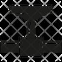 Valve Tap Plumbing Icon