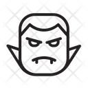 Halloween Ghost Monster Icon