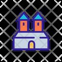 Vampire Castle Icon