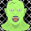Vampire Face Icon
