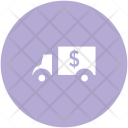 Van Cash Bank Icon