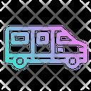 Van Car Transportation Icon