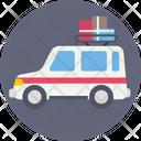 Van Coach Mini Bus Icon