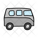 Van Automobile Vehicle Icon