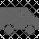 Van Delivery Car Icon