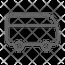 Van Travel Vacation Icon
