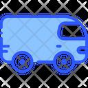 Car Van Vehicle Icon