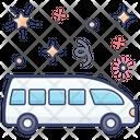 Van Delivery Van Wagon Icon
