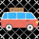 Family Vehicle Van Icon