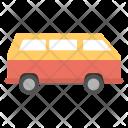 Van Vehicle Transport Icon