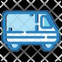 Van Car Delivery Icon