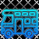 Van Car Motorhome Icon