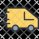 Van Delivery Logistic Icon